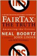 Order FairTax: The Truth at Barnes and Noble.